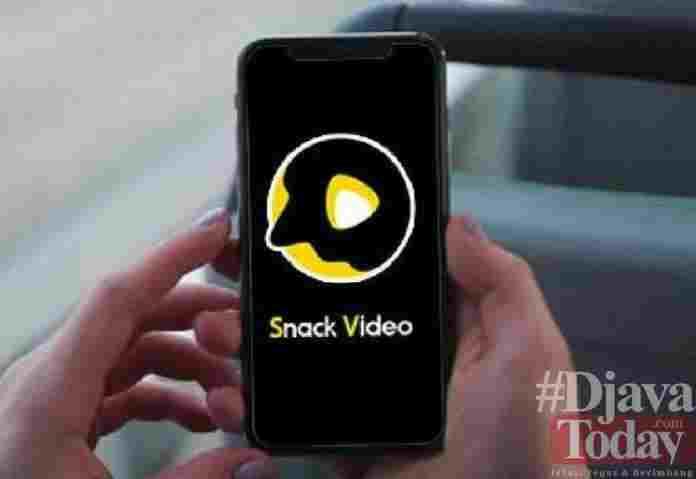 aplikasi snack video ilegal