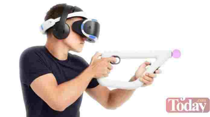 Headset VR PS5