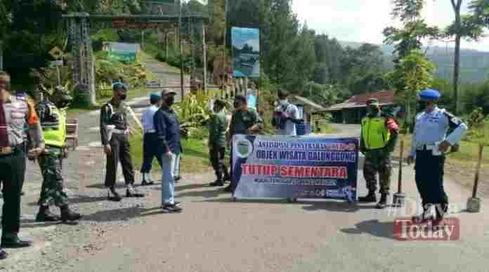 Wisata Gunung Galunggung Tasikmalaya