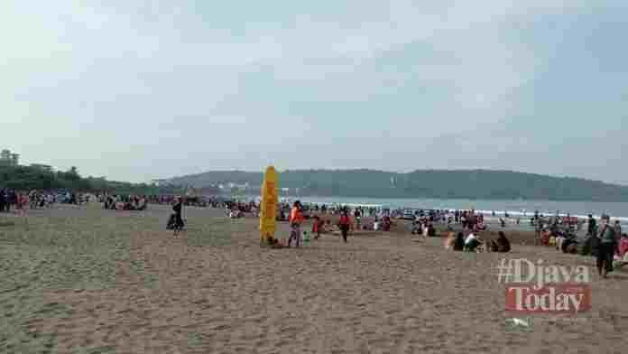 Wisata pantai Pangandaran
