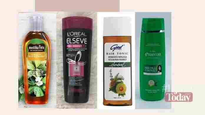 Perawatan anti rambut rontok