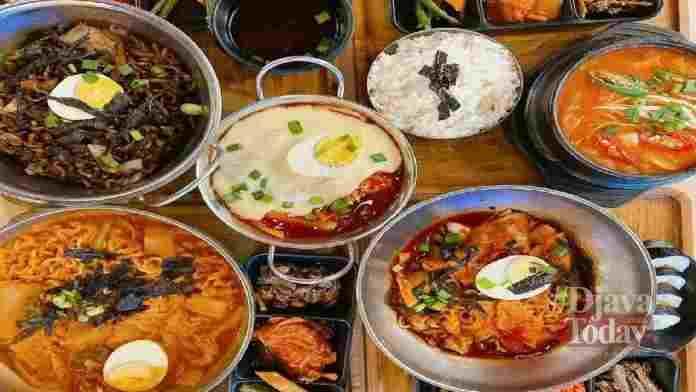 Restoran Korea di Garut