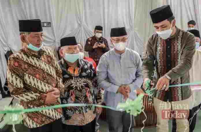 Masjid Al Ikhlas Panumbangan Ciamis