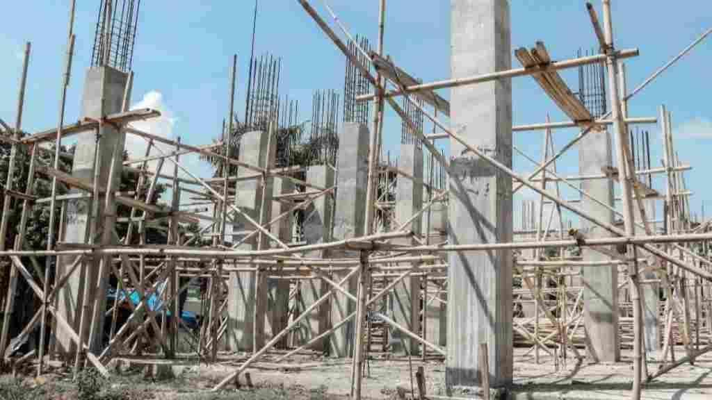 Wabup Ciamis Tinjau Pembangunan Masjid