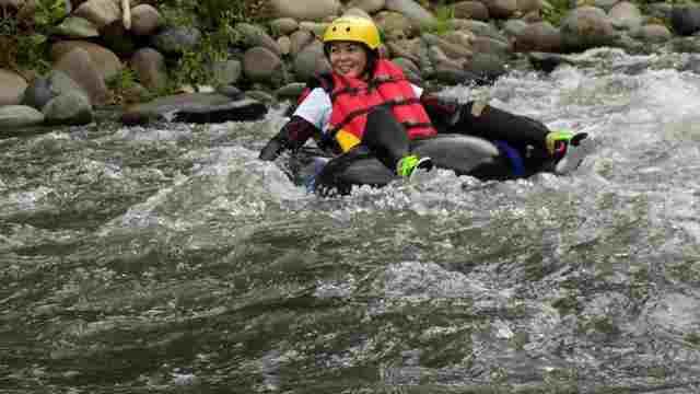 sedekan river tubing