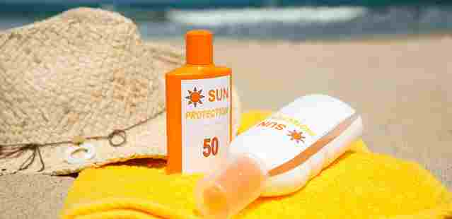 sunscreen dan sunblock