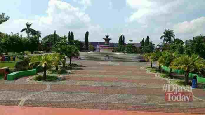 Taman di Ciamis
