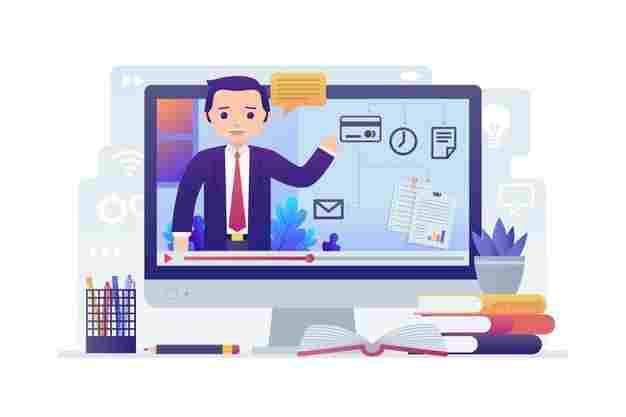 Tips produktif belajar daring