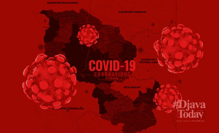Angka kematian Covid-19 Ciamis