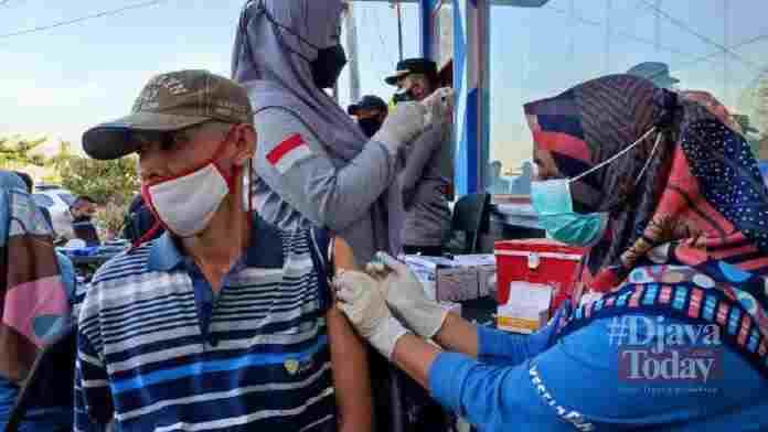 Vaksinasi PKL