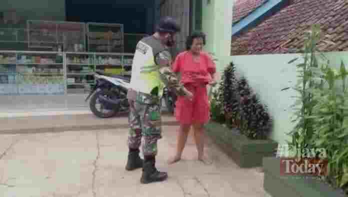 Anggota TNI Ciamis