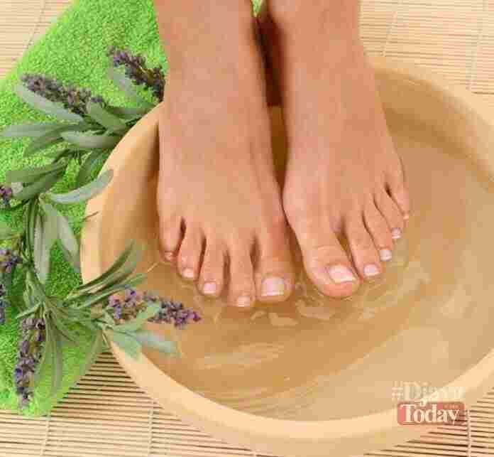 Manfaat Merendam kaki