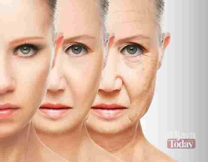 Penyebab wajah keriput