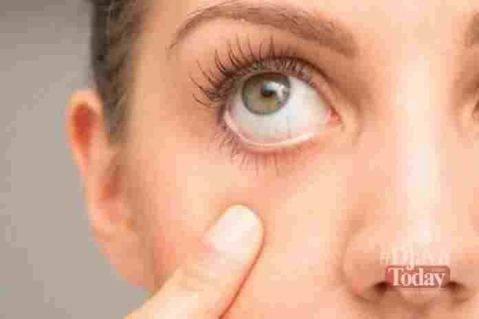 Gerakan olahraga mata