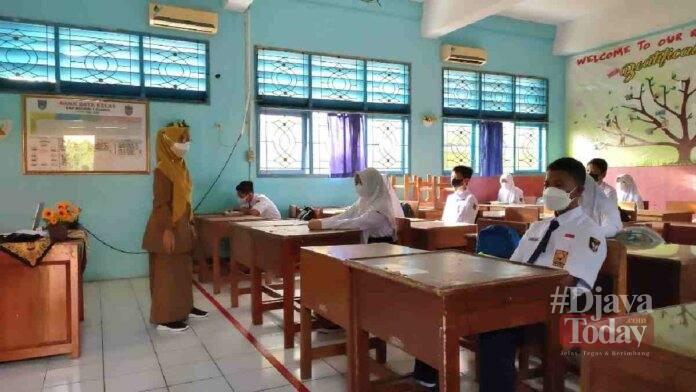 PTM sekolah Ciamis
